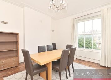 Thumbnail 3 bedroom flat to rent in Belsize Road, London