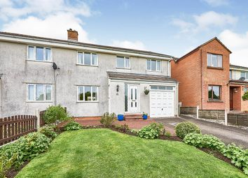 Thumbnail Semi-detached house for sale in Primrose Bank, Wigton, Cumbria