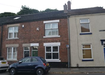 Thumbnail 2 bed terraced house for sale in West Avenue, Hartshill, Stoke-On-Trent