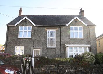 Thumbnail 3 bed detached house for sale in Celynin Road, Llwyngwril, Gwynedd