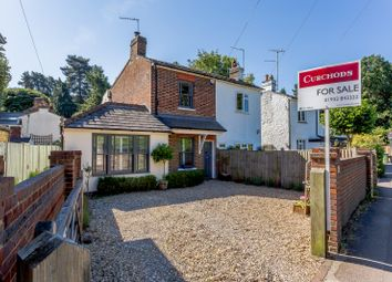 Thumbnail 2 bed end terrace house for sale in Brooklands Lane, Weybridge