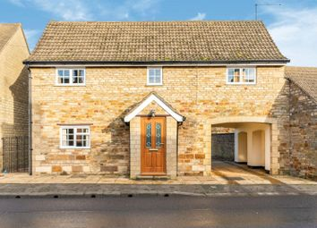 2 bed link-detached house to rent in Uppingham Road, Caldecott LE16