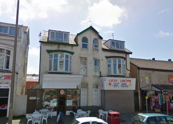 Thumbnail 1 bed flat to rent in 3 15 Station Road, Blackpool
