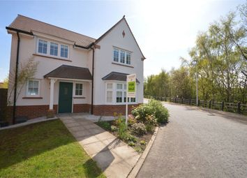 Thumbnail 4 bed detached house for sale in Bryce Close, Bromborough, Merseyside