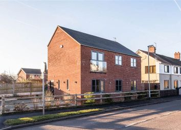 Thumbnail 2 bed flat for sale in Lichfield Road, Stone