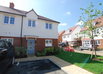 Thumbnail 3 bed end terrace house to rent in Thiepval Drive, Tonbridge