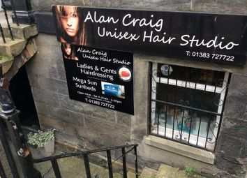 Thumbnail Retail premises for sale in 32 Queen Anne Street, Dunfermline