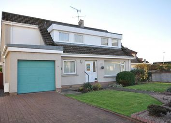 Thumbnail 3 bed property for sale in 37 Councillors Walk, Forres