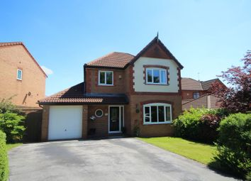 Thumbnail 4 bed detached house for sale in Saw Mill Way, Littleborough