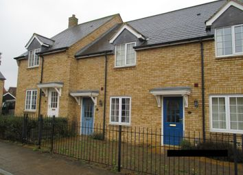 Thumbnail 2 bed terraced house to rent in Merle Way, Lower Cambourne, Cambourne, Cambridge