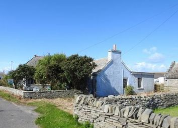 Thumbnail 4 bed semi-detached house for sale in Sanday, Orkney