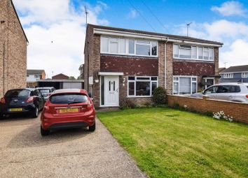 Thumbnail 3 bed terraced house for sale in Bure, East Tilbury, Tilbury