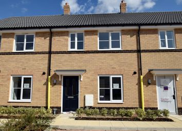 Thumbnail 2 bedroom terraced house for sale in Hall Lane, Elmswell, Bury St. Edmunds