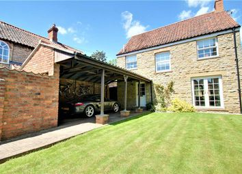Thumbnail 4 bed detached house for sale in High Street, Heighington, Lincoln