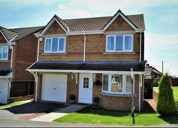 Thumbnail 4 bed detached house for sale in Ashwood Meadows, Horden, County Durham