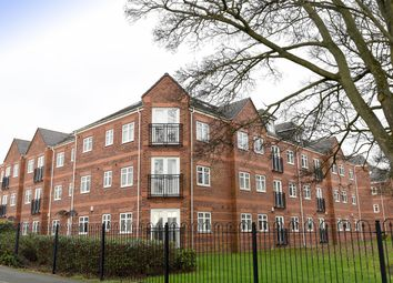 Thumbnail 2 bed flat for sale in Brackenhurst Place, Moortown, Leeds