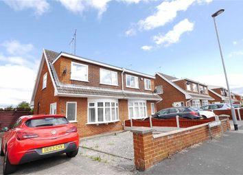 Thumbnail 3 bed semi-detached house to rent in Tecwyn Drive, Deeside, Flintshire