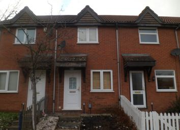 Thumbnail 1 bed terraced house to rent in 25 Nuthatch Gardens, Thamesmead