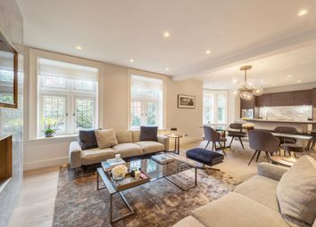 Thumbnail 3 bed flat for sale in Kensington Court, Kensington