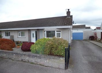 Thumbnail 2 bed semi-detached bungalow for sale in Georgetown Road, Dumfries, Dumfries And Galloway