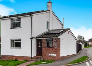 Thumbnail 3 bed link-detached house for sale in Castle Rise, Haughley, Stowmarket