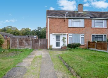 Thumbnail 3 bed semi-detached house for sale in Mitcham Road, Camberley