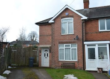 Thumbnail 2 bed end terrace house for sale in Westcliffe Place, Northfield, Birmingham