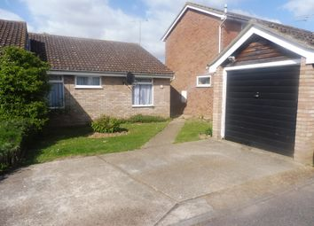 Thumbnail 2 bed semi-detached house for sale in Epsom Close, Clacton-On-Sea