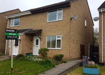 Thumbnail 3 bed semi-detached house to rent in Linden Close, Westfield, Radstock