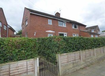 Thumbnail 3 bedroom semi-detached house for sale in Farm Road, Weaverham, Northwich