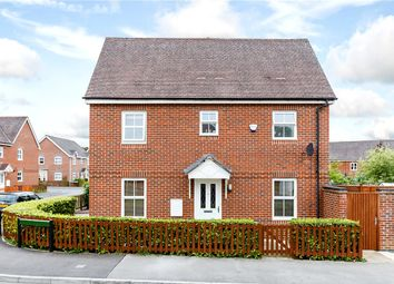 Thumbnail 3 bed semi-detached house to rent in Hermitage, Thatcham, Berkshire