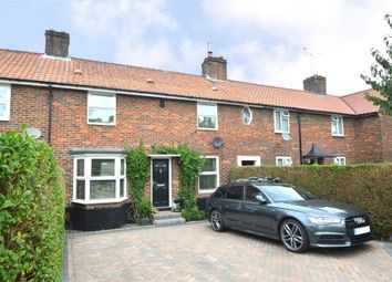 Thumbnail 3 bed terraced house for sale in Monument Road, Weybridge, Surrey