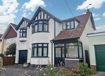Thumbnail 4 bed detached house for sale in The Hayes, Cheddar