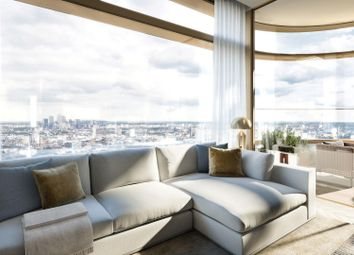 Thumbnail 1 bedroom flat for sale in Principal Tower, 115 Worship Road, Liverpool Street, London