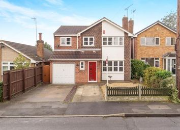 Thumbnail 4 bed detached house for sale in Worcester Avenue, Mansfield Woodhouse, Mansfield, Nottinghamshire