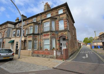 Thumbnail 4 bedroom end terrace house for sale in Claremont Road, Lowestoft