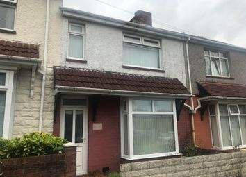 Thumbnail 2 bed property to rent in Beattie Street, Cwmdu, Swansea
