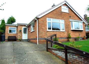 Thumbnail 3 bed detached bungalow for sale in Tamar Avenue, Allestree, Derby