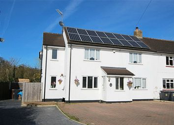 Thumbnail 4 bed semi-detached house for sale in Mansfield, High Wych, Sawbridgeworth, Hertfordshire