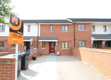 Thumbnail 3 bed terraced house to rent in Burton Road, Gravesend, Kent