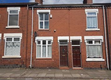 Thumbnail 2 bed terraced house to rent in Clanway Street, Tunstall, Stoke-On-Trent