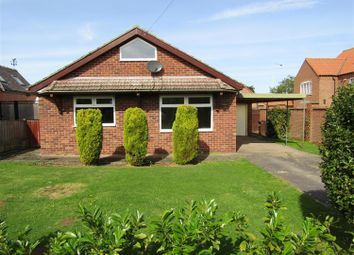 Thumbnail 2 bed detached house for sale in Wood Lane, Beckingham, Doncaster