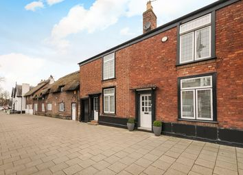 Thumbnail 3 bed terraced house for sale in Main Street, Frodsham, Cheshire