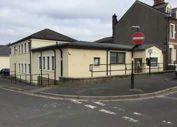 Thumbnail Office for sale in 12A Selby Terrace, Maryport