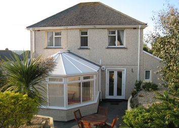 Thumbnail 5 bed semi-detached house to rent in Pellew Road, Falmouth, Cornwall