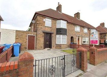 Thumbnail 3 bed town house for sale in Stockbridge Lane, Huyton, Liverpool