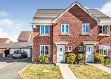 Thumbnail 4 bed semi-detached house for sale in Dukinfield Court, Buckshaw Village, Chorley, Lancashire