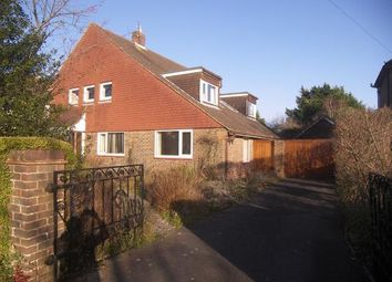 Thumbnail 5 bed detached house for sale in Warblington, Havant, Hampshire