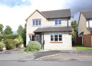 Thumbnail 4 bed detached house to rent in The Cornfields, Bishops Cleeve