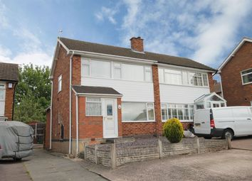 3 bed semi-detached house for sale in Marlow Road, Bolehall, Tamworth B77